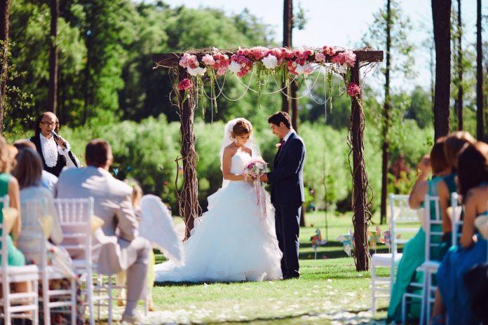 Бизнес идея свадебной площадки