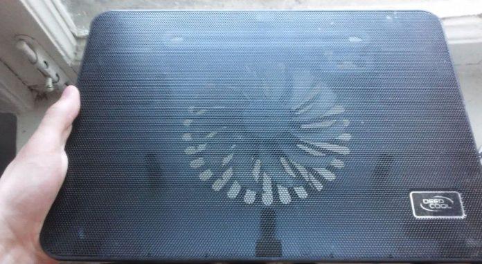 Отзыв о подставке для ноутбука DeepCool Wind Pal Mini
