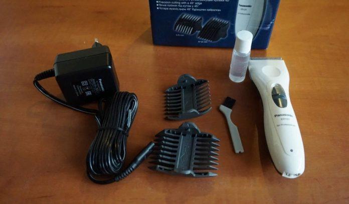 Отзыв о машинке для стрижки Panasonic ER131H520